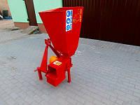 Дробилка DF  тракторная (навесная)для древесины и древесных отходов