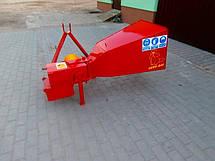 Дробилка DF  тракторная (навесная)для древесины и древесных отходов , фото 3
