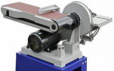 Ленточно-дисковый шлифовальный станок grinder BDS 6x9, фото 2
