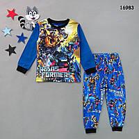 Піжама Transformers для хлопчика. 2 роки