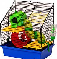 Клетка для грызунов Лорі Вилла Люкс4  38.5 х 33.5 х 22.5 см
