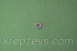 Шайба Ф12 плоская DIN 125 из стали А4