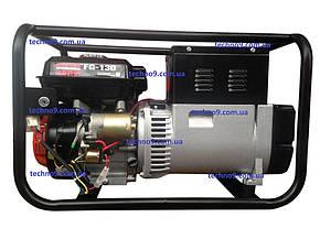 Сварочный бензиновый генератор FOTON FG-130E 2.8кВт, фото 2