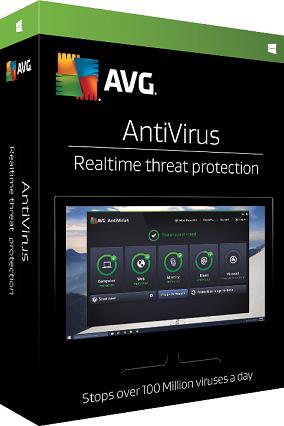 AVG Anti-Virus 1 ПК 1 год (электронная лицензия)