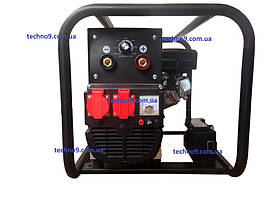 Сварочный бензиновый генератор FOTON FG-130E 2.8кВт, фото 3