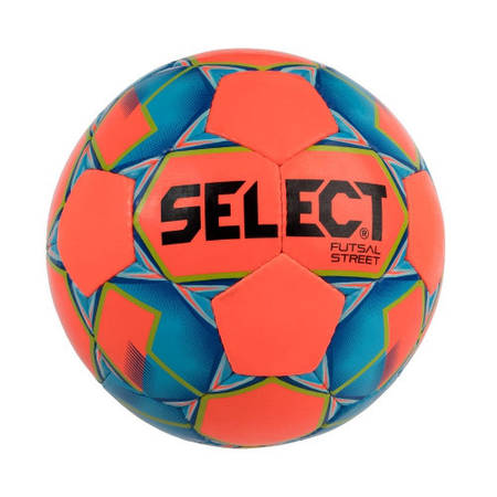 Мяч футзальный SELECT Futsal Street оранжевый 106424-032