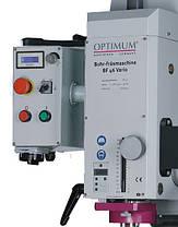 OPTImill BF 46 Vario (230V) фрезерный станок по металлу оптимил бф 46, фото 2