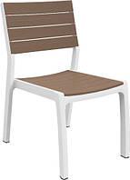 Стілець - крісло HARMONY CHAIR сірий-графіт (Keter), фото 1