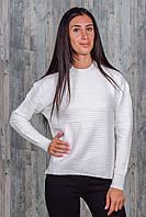 Женский теплый свитер. 5754-6. Размер 46-48.
