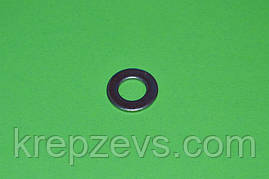 Шайба Ф18 плоская DIN 125 из стали А4
