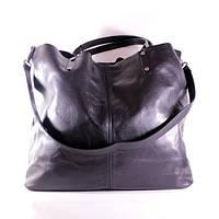 Сумка-шоппер Casa Familia итальянская кожаная BIP0-101 черный