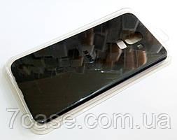 Чехол для Samsung Galaxy J8 j810 2018 силиконовый Molan Cano Jelly Case матовый черный
