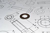 Шайба Ф20 плоская DIN 125 из стали А4, фото 1