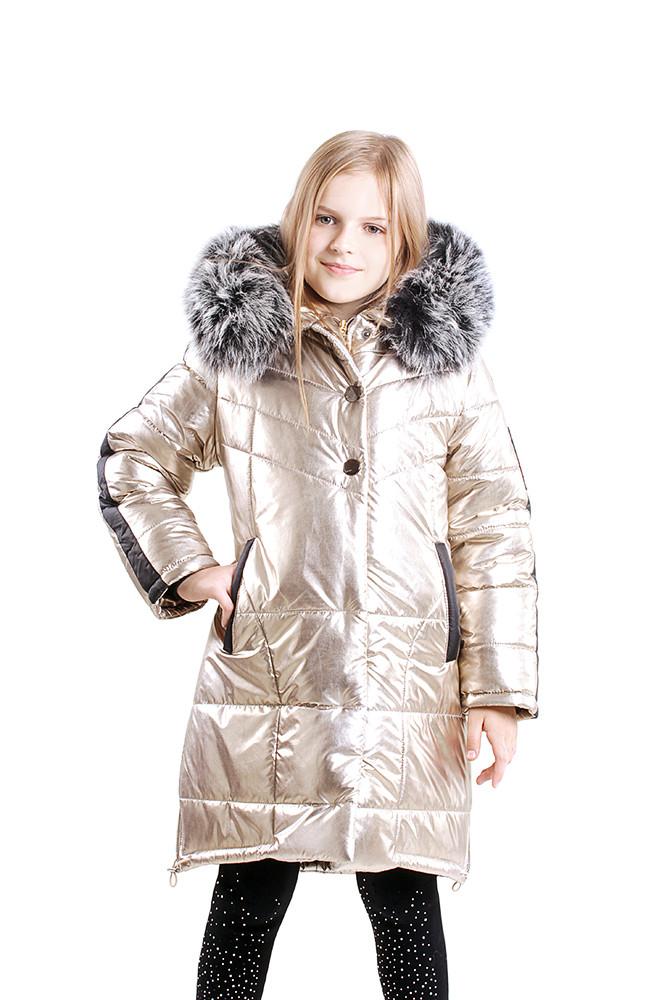 Детская курточка  для девочки Ася