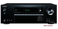 Onkyo TX-NR474 Black Silver АВ-ресивер 5.1 домашнего кинотеатра