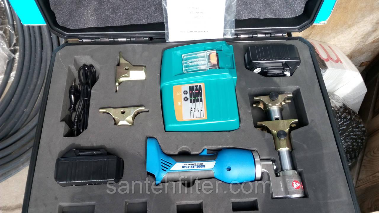 Пресс для Rehau (Рехау) аккумуляторный натяжной 16-32мм