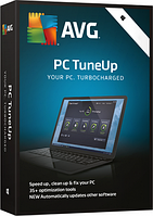AVG Tune Up 1 ПК 1 год (электронная лицензия)