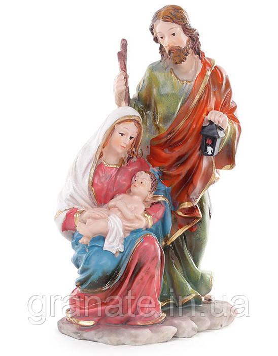 Фигурка статуэтка Рождественская  вертеп 16 см