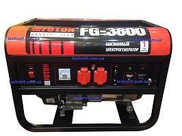 Бензиновый генератор FOTON FG-3800  3.2кВт