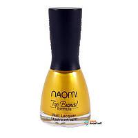 Лак для ногтей Naomi №259, 12 мл
