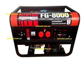 Бензиновый генератор FOTON FG-8000  6.5кВт, фото 2