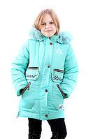 Детская курточка  для девочки Метелица