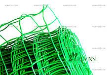 Пластиковая сетка Заборная (85x95мм) 1x20м, фото 2
