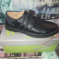 Детские туфли для мальчика Размеры:30-37