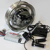 Электронабор для установки на скутер 48V800W задний