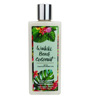 Лосьон для тела Bath&Body Works Waikiki Beach Coconut