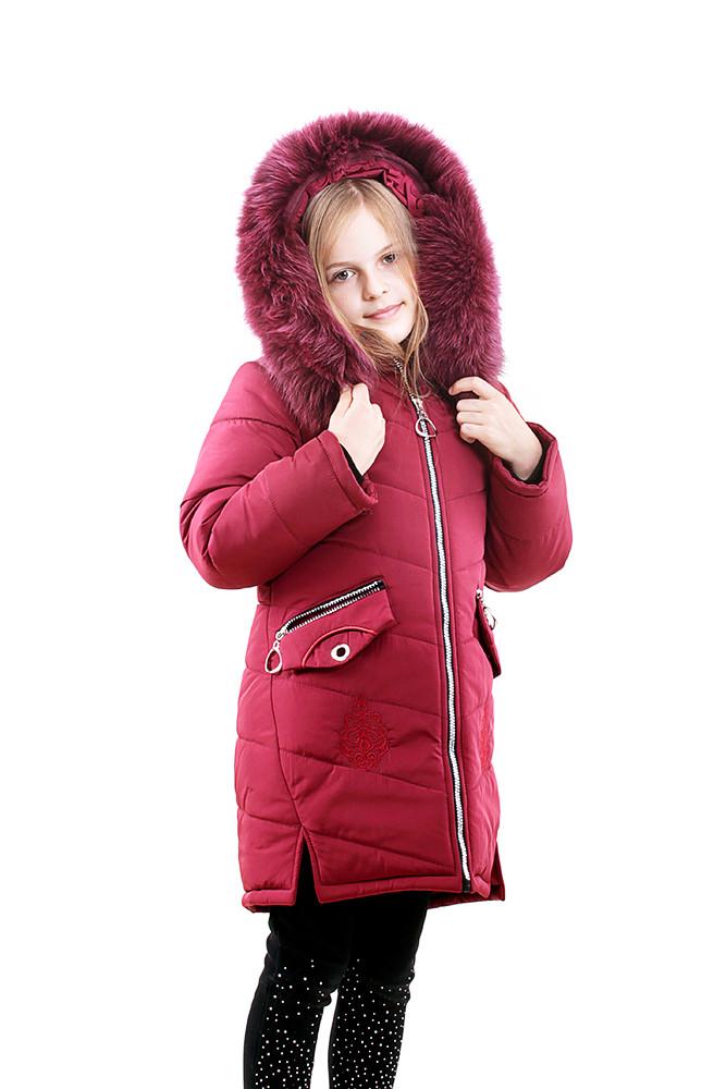 Детская курточка  для девочки Люси