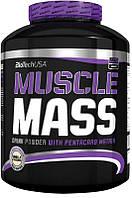 Гейнер BIOTECH Muscle Mass 2,27 KG