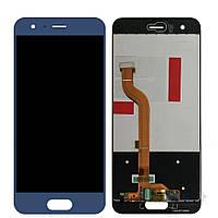 Дисплей Huawei Honor 9 ( STF-L09 / STF-L19 ) Оригинал с сенсорным стеклом Синий
