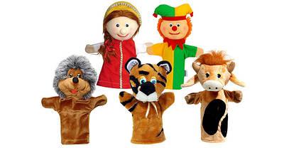 Кукольный театр (рукавички)