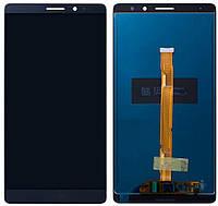Дисплей Huawei Mate 8 Оригинал с сенсорным стеклом Черный