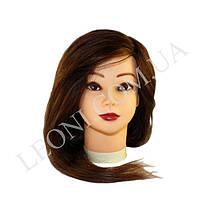 Голова натуральная для моделирования причесок