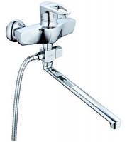 Смеситель для ванны Zegor Z65-GKE-A180