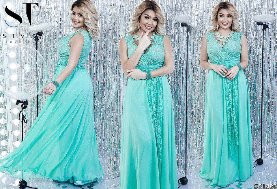 Платья женское батал (Цвет как на фото) Р-р. 48-50