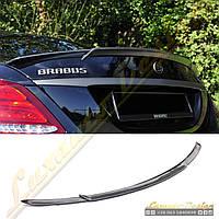 Спойлер стиль Brabus для Mercedes С-Class W205, фото 1