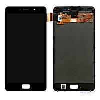 Дисплей Lenovo P2 Vibe P2A42, P2 Vibe P2C72|Оригинал|с сенсорным стеклом|Черный