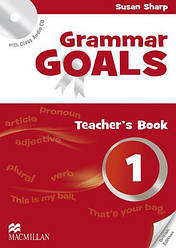 Grammar Goals 1 Teacher's Book with Class Audio CD