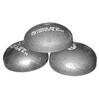 Заглушки стальные эллиптические Ду25-500