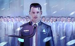 Картина 60х40 GeekLand Детройт: Стать человеком Detroit: Become Human 03.03