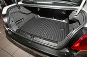 Полиуретановые коврики в багажник автомобиля