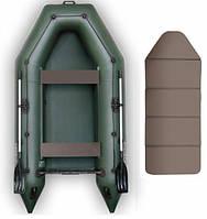 Надувная моторная лодка Kolibri КМ-330, настил-книжка