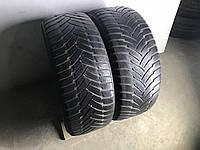 Шины бу зима 225/55R17 Dunlop SP Winter Sport M3 2шт (4мм)