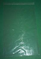 Пакеты с клапаном и клеевой лентой 180х110 мм. (100 шт.)