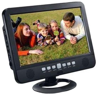Характеристики портативного телевізора TV NS-1001 13,8 дюймів