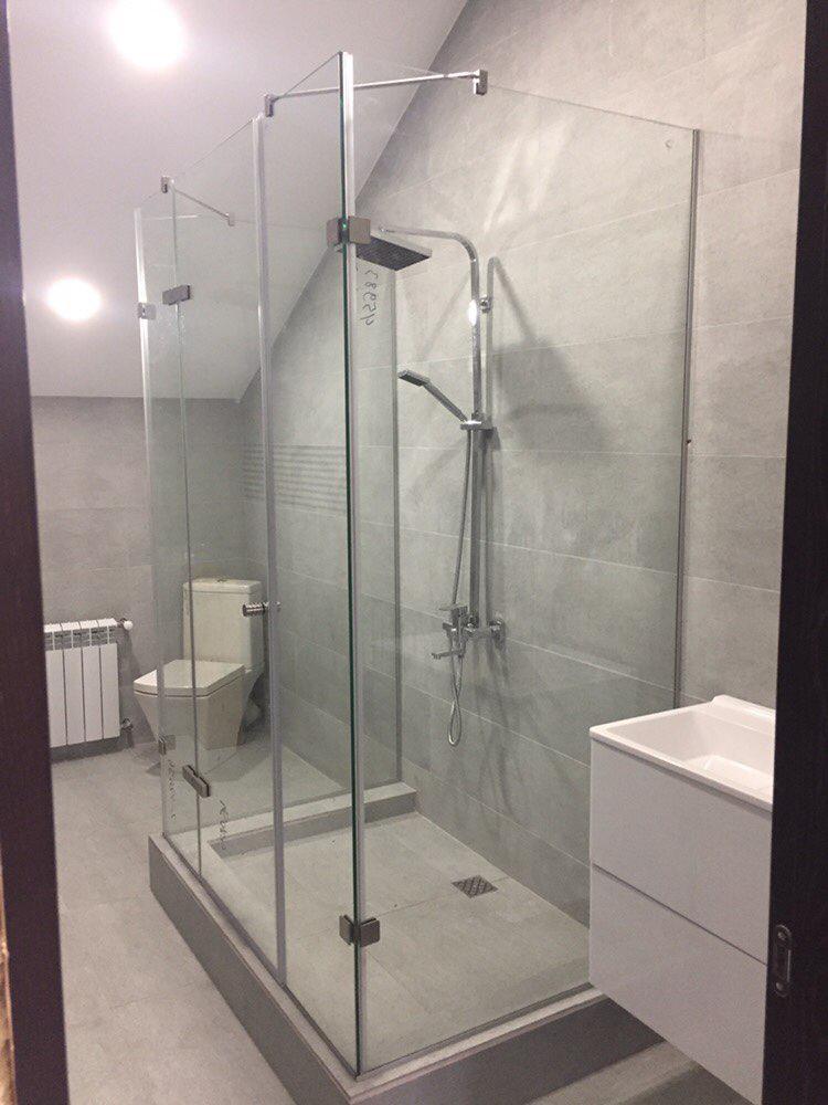 Прямоугольная душевая кабина, изготовление душевых кабин на заказ, душові кабіни. угловые душ кабины из стекла