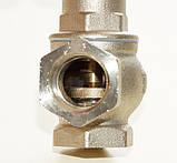 Клапан предохранительный латунный регулируемый VT.1831 VALTEC Ду32 Ру1-12, фото 9